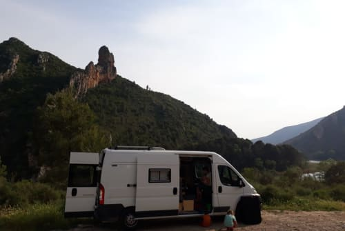 Hire a motorhome in Sonthofen from private owners| Citroen Die Quh