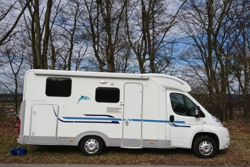 Hire a motorhome in Burghausen from private owners| Fiat Ducato Flipper