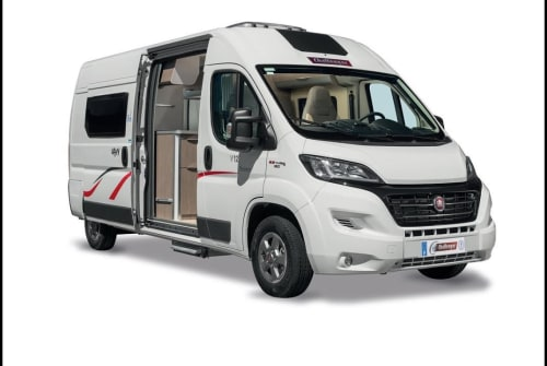 Hire a motorhome in Neustadt an der Orla from private owners| Challenger Vany