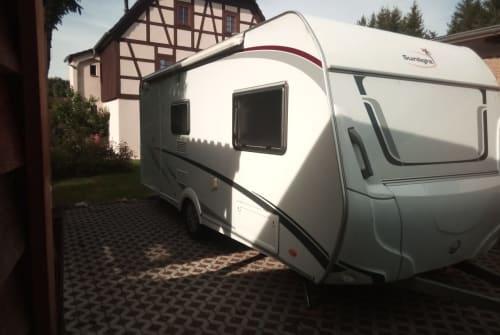 Hire a motorhome in Oberschöna from private owners| Sunlight Sunlight  C51K