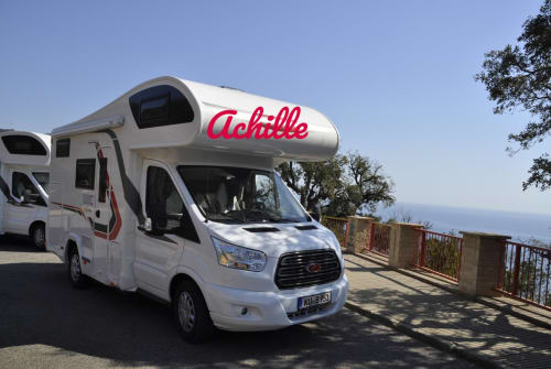 Hire a motorhome in Ködnitz from private owners  Ford Challenger Achille