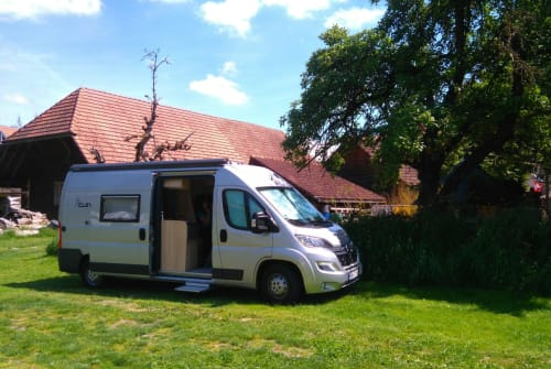 Hire a motorhome in Bretzfeld from private owners| Citroen Clever Drive