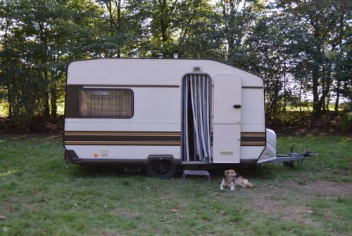 Hire a motorhome in Wanderup from private owners| Knaus Kurt