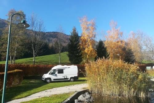 Hire a motorhome in Brühl from private owners  Pössl / Roadcar  Roadcar R 540