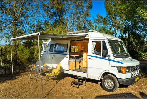 Hire a motorhome in Alcantarilha from private owners| Mercedes mercedes 207