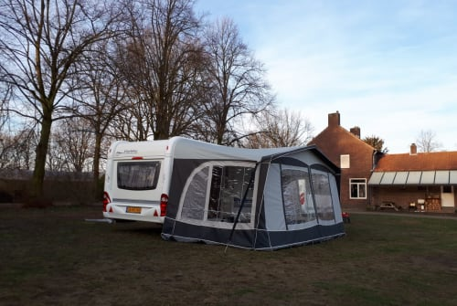 Hire a motorhome in Beringe from private owners| Hobby Hobby 460 mover