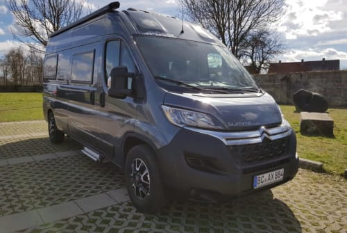 Hire a motorhome in Laupheim from private owners  Pössl Summit 600 Plus