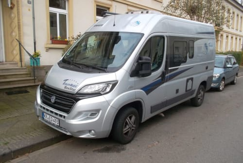 Hire a motorhome in Krefeld from private owners  Knaus Lorbas