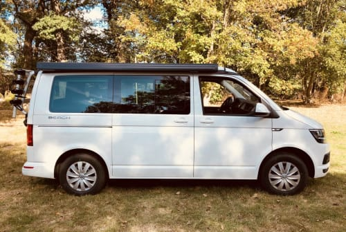 Hire a motorhome in Leipzig from private owners| VW VW T6 CaliBeach