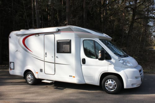 Hire a motorhome in Amberg from private owners| Fiat Ducato Nexxo