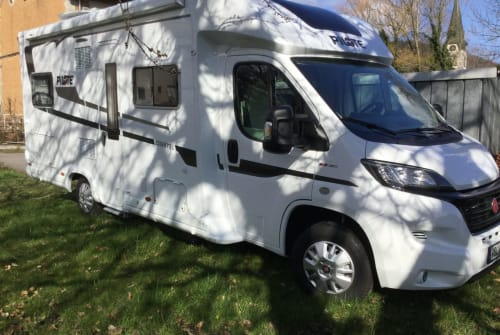 Hire a motorhome in Hausach from private owners| Pilote wolke228