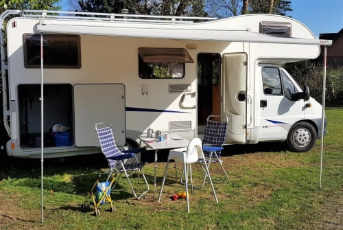 Hire a motorhome in Wakendorf II from private owners| Fiat Ducato Womi