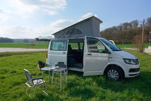 Hire a motorhome in Pielenhofen from private owners| VW Luxi
