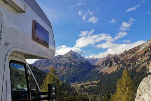 Hire a motorhome in Neumünster from private owners  Fiat Ducato Sternrouter