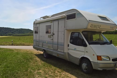 Hire a motorhome in Müglitztal from private owners| Ford Andreas JJ 71