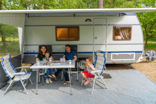 Hire a motorhome in Ermelo from private owners  Dethleffs Boeve