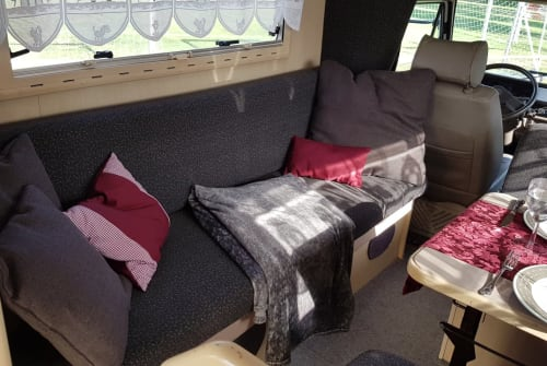Hire a motorhome in Neukirchen from private owners| Knaus  Paulchen Immich