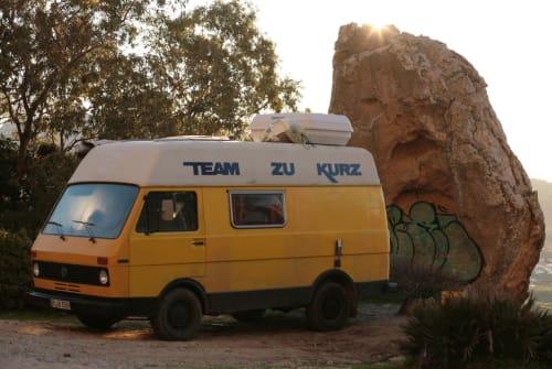 Hire a motorhome in Brühl from private owners  VW Team zu Kurz