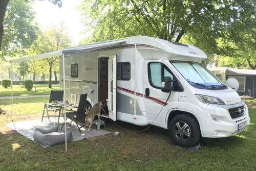 Hire a motorhome in Waldbronn from private owners| Dethleffs JayJay