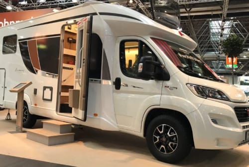 Hire a motorhome in Bedburg from private owners| Bürstner Premium TD 728