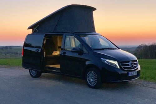 Hire a motorhome in Callenberg from private owners| Mercedes-Benz Noah2GO-2
