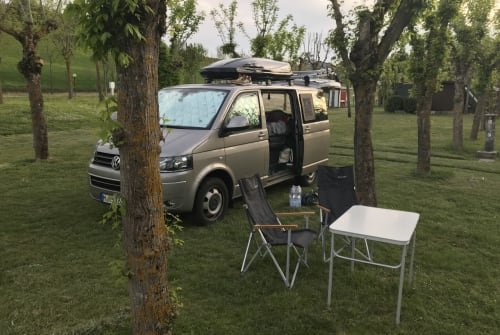 Hire a motorhome in München from private owners| VW Gustavo