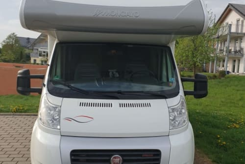 Hire a motorhome in Künzell from private owners| Fiat Ducato  Lukas