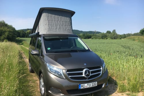 Hire a motorhome in Elze from private owners| Mercedes Marco Polo