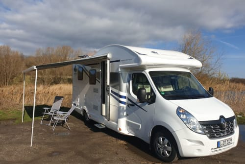 Hire a motorhome in Leipzig from private owners| Ahorn Oakley