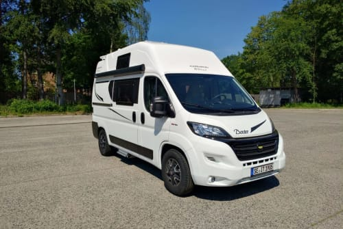 Hire a motorhome in Bad Segeberg from private owners  Karmann Dexter*New*