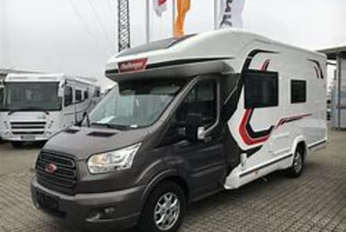 Hire a motorhome in Sandersdorf-Brehna from private owners| Challenger 368