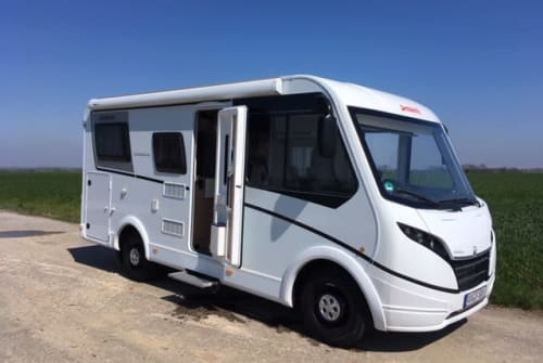 Hire a motorhome in Starkenberg from private owners| DETHLEFFS GLOBEBUS GT-I 1