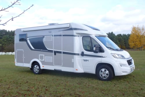 Hire a motorhome in Neuhaus an der Pegnitz from private owners| Fiat Pegnitztal 1