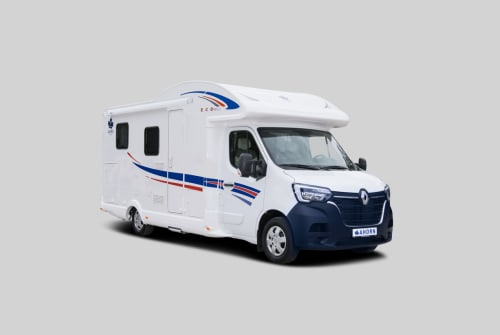 Hire a motorhome in Rendsburg from private owners  Ahorn 1horn