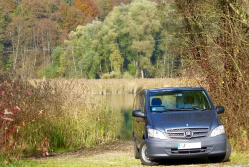 Hire a motorhome in Winhöring from private owners| Mercedes Benz VitOho *New*