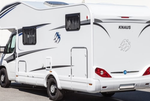Hire a motorhome in Berlin from private owners| Knaus  Knaus Family