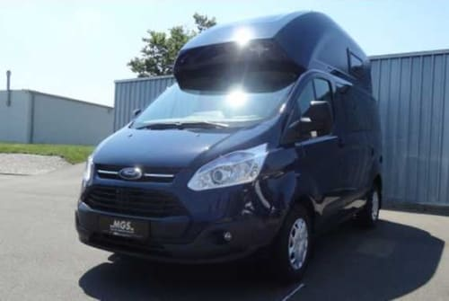Hire a motorhome in Waldbronn from private owners| Ford Westfalia Herr Womo