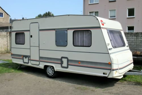 Hire a motorhome in Auerbach i. d. OPf. from private owners| Bürstner SIGGI