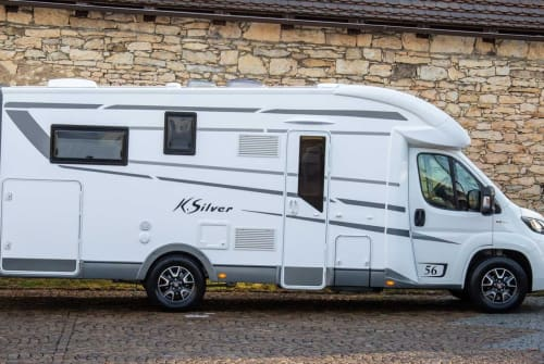 Hire a motorhome in Frankfurt am Main from private owners| Fiat Ducato 35L Multijet 150 die M&M