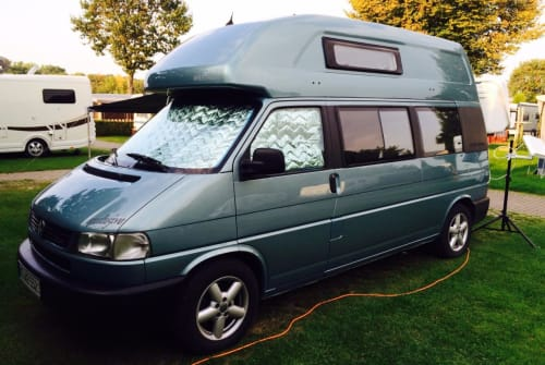 Hire a motorhome in Marburg from private owners| VW  Prinz Rudi