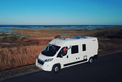 Hire a motorhome in Düsseldorf from private owners| Sunlight Haynrich