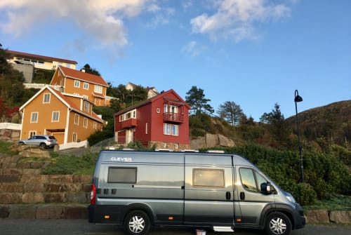 Hire a motorhome in Boltenhagen from private owners| Clever Nordcruiser