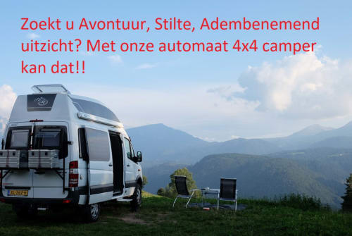 Hire a motorhome in Wapenveld from private owners| Mercedes  Zwerver