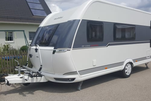 Hire a motorhome in Weißenburg i. Bay. from private owners| Hobby  Kid's DeLuxe