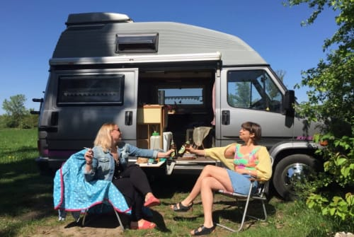 Hire a motorhome in Leipzig from private owners| Fiat Henry