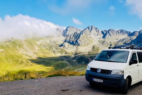 Hire a motorhome in Dresden from private owners  VW T5 Helene