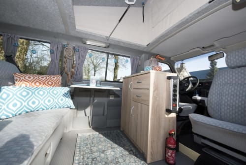 Hire a motorhome in Mierlo from private owners| VW Desert
