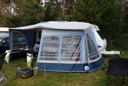 Hire a motorhome in Beringe from private owners| Hobby Hobby450 AIRCO