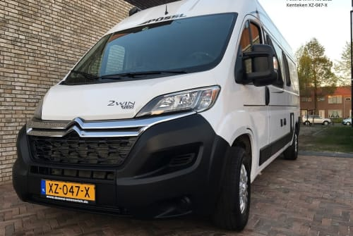 Hire a motorhome in Bleiswijk from private owners  Pössl  All-In camper