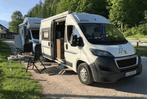 Hire a motorhome in Ampfing from private owners| Peugeot  Marylou